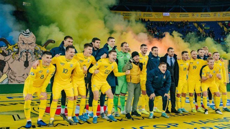 Збірна України завершила рік без жодної поразки