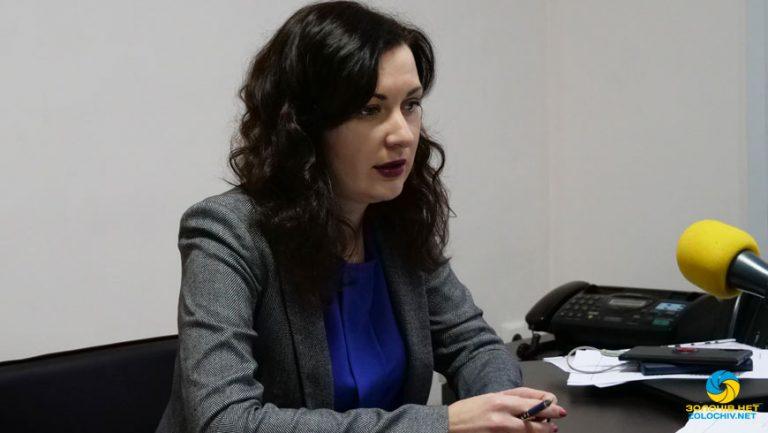 У Золочеві провела прийом громадян Прокурор Львівської області Ірина Діденко (відео)