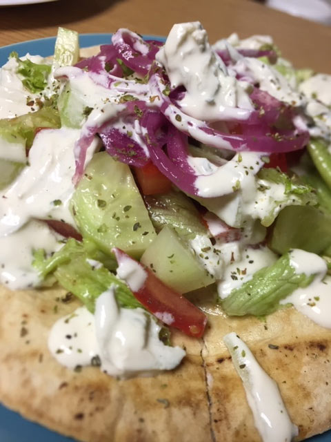Central Barbeque запрошує на дні грецької кухні