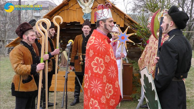 Вертеп та коляда –  традиція Різдва