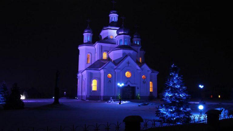 Афіша: Різдво у Вороняках