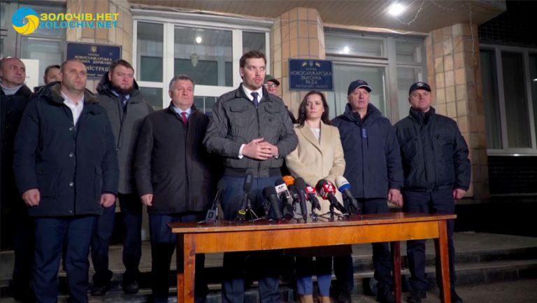Ситуація у Нових Санжарах під контролем Уряду і підстав для паніки немає, – Уряд (відео)