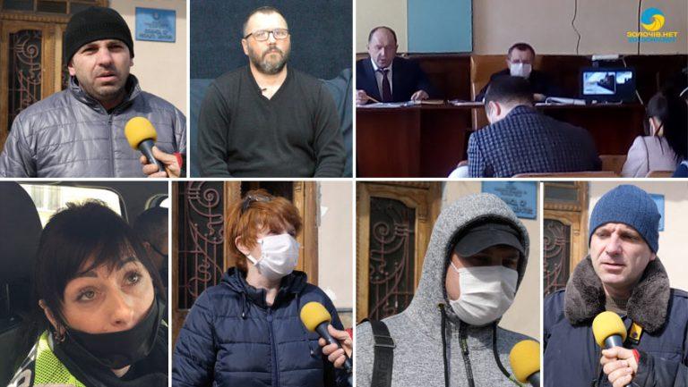 """Що """"дерибанили"""" на сесії міської ради у Золочеві під час карантину? (відео)"""