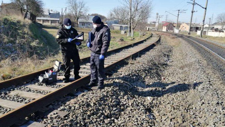 На Львівщині внаслідок наїзду потяга важко травмований чоловік