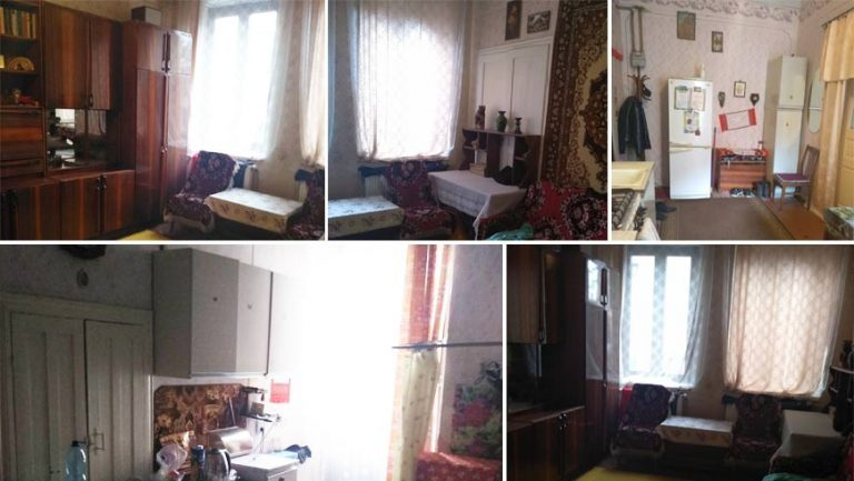 Терміново продається однокімнатна квартира у Золочеві