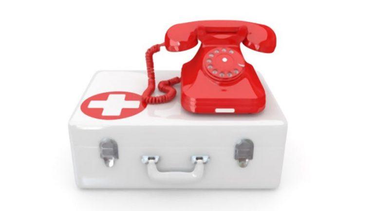 Телефонний довідник сімейних лікарів та педіатрів Золочівщини