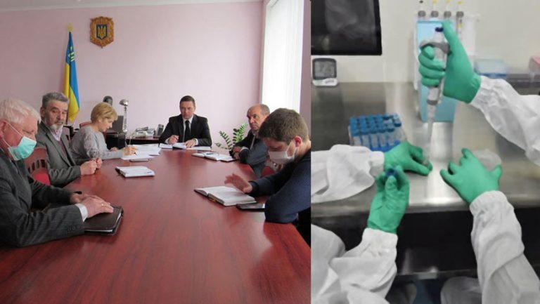 У Золочівському районі розпочнуть масове тестування на COVID-19