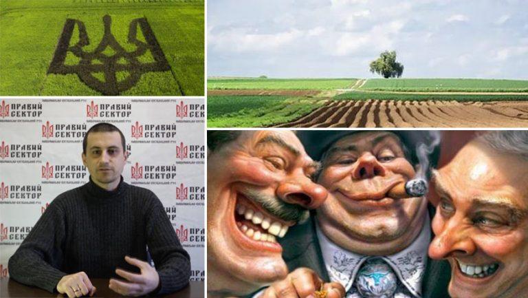 Правий погляд: про ринок землі (відео)