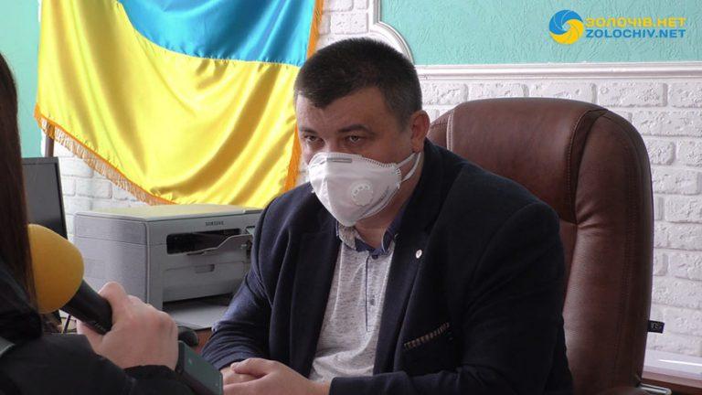 Інтерв'ю: у Золочівському відділі поліції новий керівник (відео)