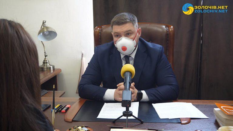 Інтерв'ю: як працює Золочівський районний суд в умовах карантину (відео)