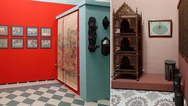 15 років Музею східного мистецтва у Китайському палаці Золочівського замку