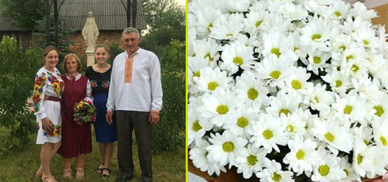 Вітання для Гнип Оксани Іванівни
