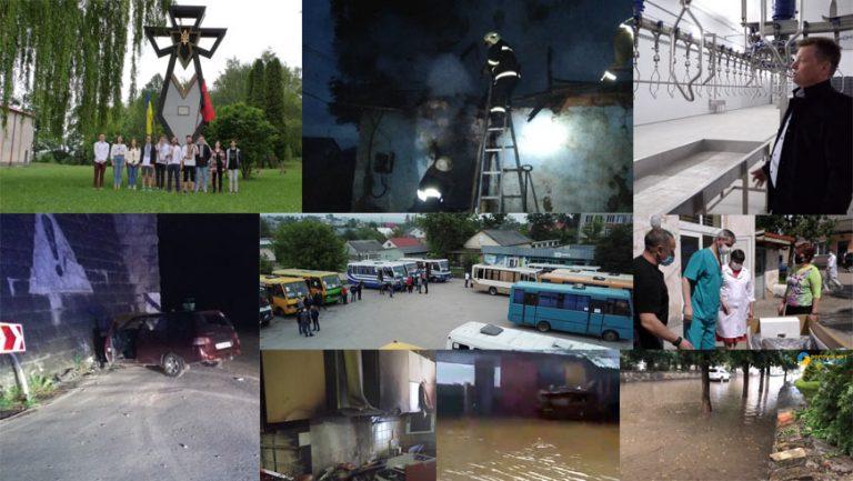 Новини за тиждень | 21.06.2020 (відео)