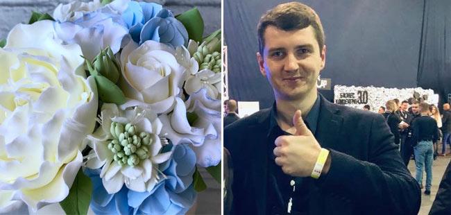 Вітання для Павла Іванчишина