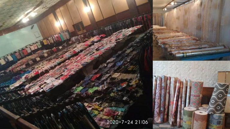 Розпродаж з Одеси у селі Ясенівці