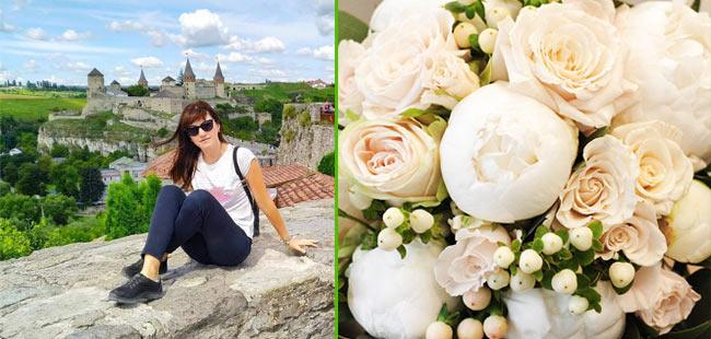 Вітання для Люби Каркулевської