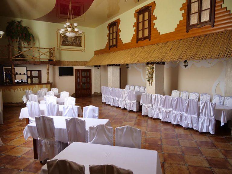 Готельно-ресторанний комплекс «У Шептицьких» запрошує на святкування урочистих подій