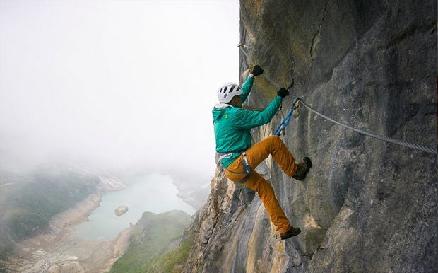 Рукавиці для альпінізму та скелелазіння
