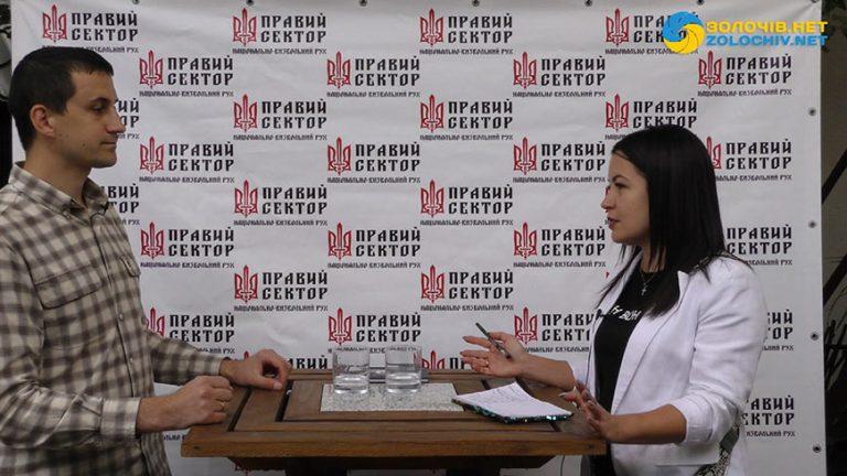 Інтерв'ю з Василем Лабайчуком (відео)