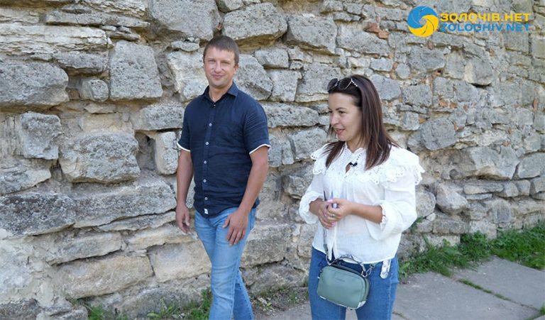 Інтерв'ю: Андрій Леськів розповів чому не відбулася сесія Золочівської райради і не лише (відео)