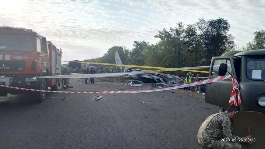 Катастрофа забрала життя 26 людей, один знаходиться в лікарні.