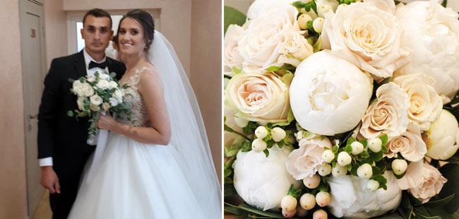 Вітання для Болюбаш Оксани та її нареченого Олега