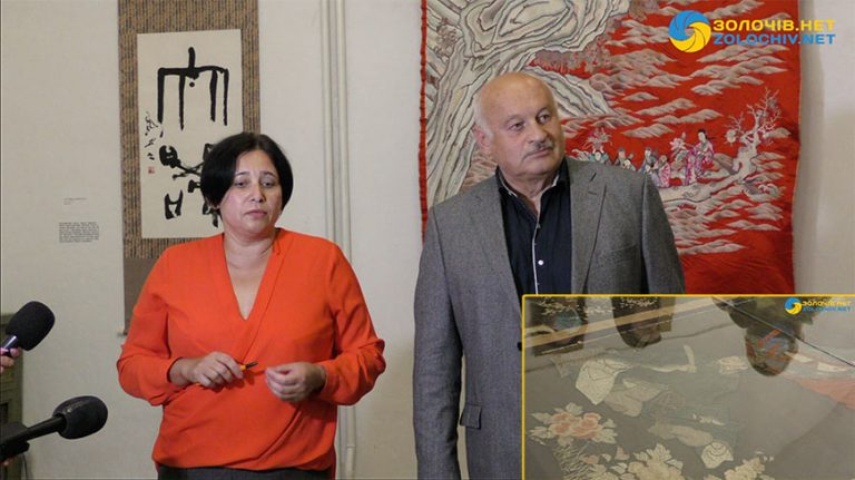 У Золочівському замку відкрилася виставка унікальних сувоїв (відео)