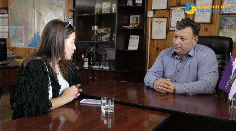 Інтерв'ю з кандидатом: Роман Бойко про підприємництво, цілі в політиці, пандемію не лише (відео)