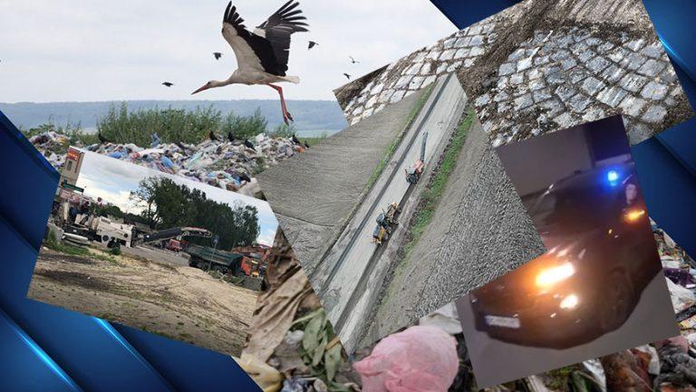 """Великий етер """"Суспільне питання: дороги, австрійська бруківка, ремонт центру, сміття та відео, що """"підірвало мережі"""" (відео)"""