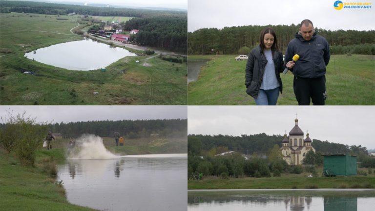 Роман Гуцул про Єлиховицьке озеро, рибальство, проблемні питання і не лише (відео)