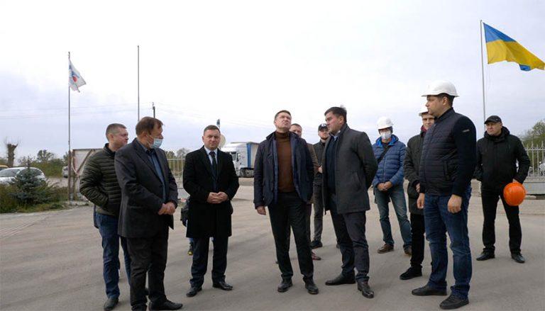 """Голова Львівської ОДА відвідав ТзОВ """"Коудайс Україна"""" (відео)"""