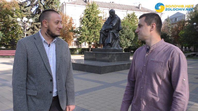 Інтерв'ю з Назаром Сарабуном (відео)