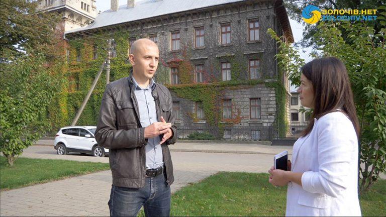 Тарас Шаповал розповів про команду з якою йде на вибори та цілі у політиці (відео)