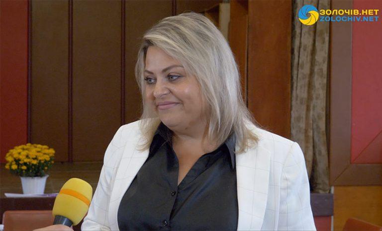 """Наталія Шелестак про громадську діяльність та партію """"Варта"""" (відео)"""
