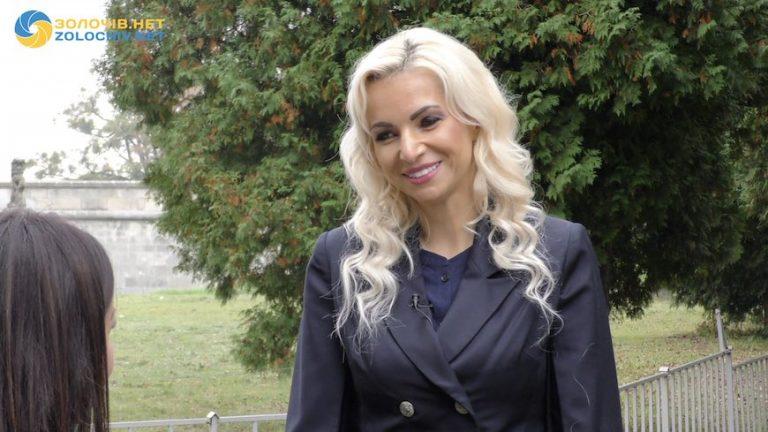 Інтерв'ю: Юлія Шопська про проблеми в області та шляхи їх вирішення, майбутнє українського села і не лише…(відео)