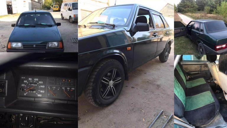 Продається автомобіль ВАЗ 99 інжектор