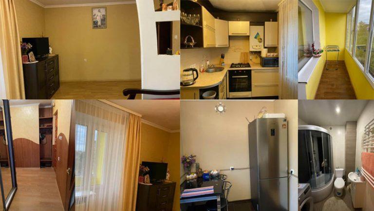 Продається однокімнатна квартира