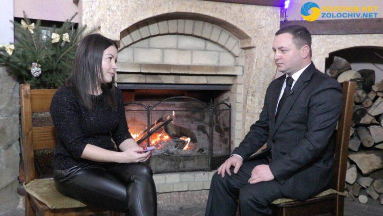 Інтерв'ю: Василь Маркевич про ремонт доріг, локдаун, підсумок року та плани на майбутнє (відео)