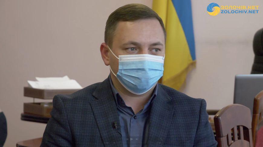 Голова Золочівської РДА Василь Маркевич