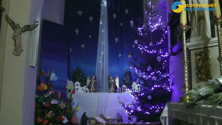 Наживо: Меса Різдва Христового (відео)