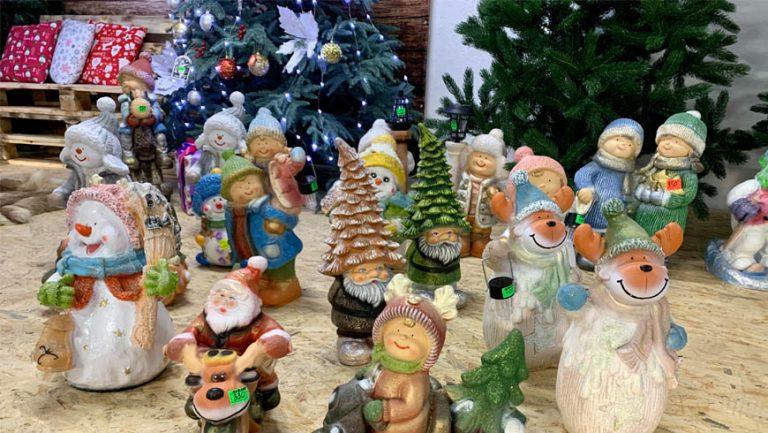 """""""Садовий центр"""" запрошує всіх придбати новорічні товари (відео)"""
