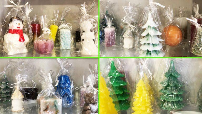 Продаються декоративні свічки