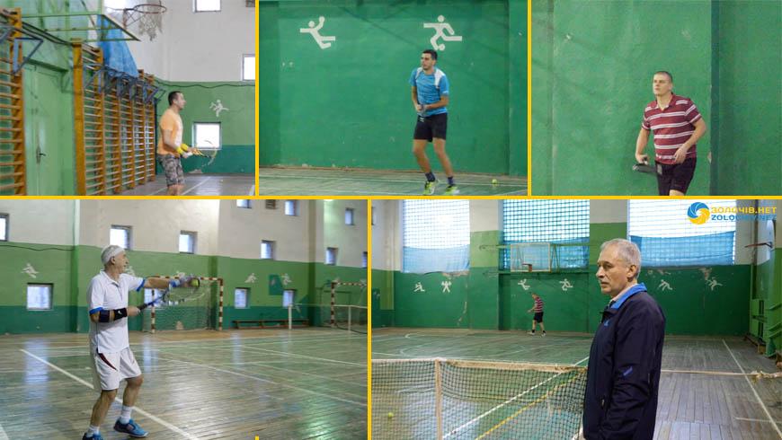 Теніс Золочів