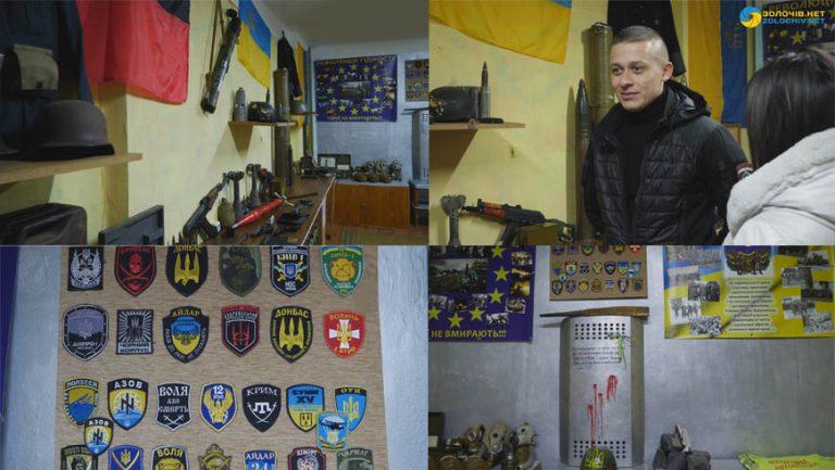 Інтерв'ю із Тарасом Тимчишиним (відео)