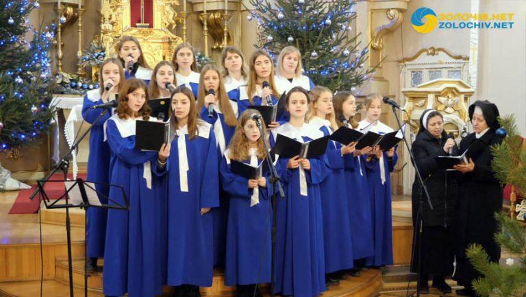 Наживо: Різдвяний концерт (відео)