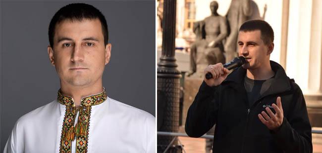 Вітання для Василя Лабайчука