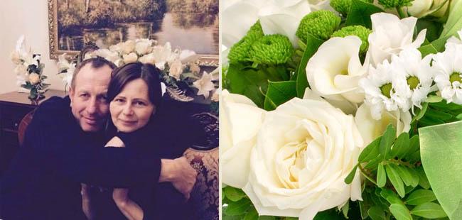 Вітання для Василя Мартинишина