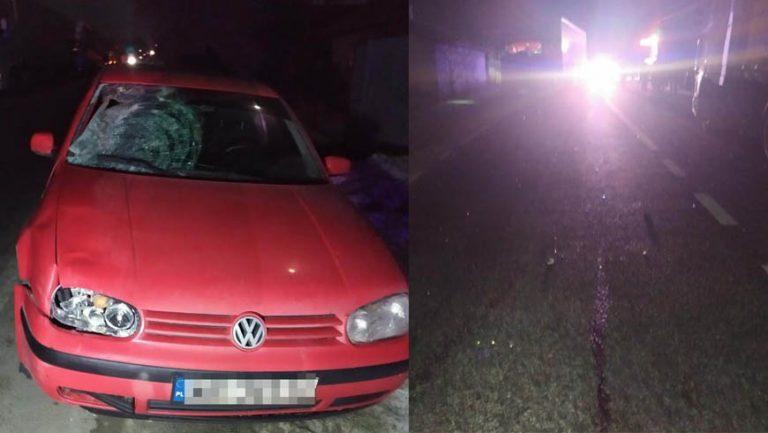 Внаслідок наїзду «Фольксвагена» загинула жінка-пішохід