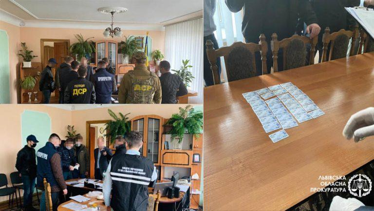 За «отримання хабара» судитимуть колишнього голову РДА на Львівщині