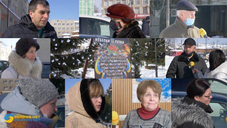 Ми запитали: що змінилося після Революції Гідності і чи не зраджено ідеї Майдану? (відео)